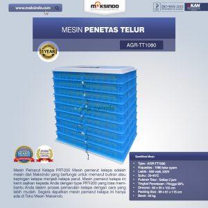 Jual Mesin Penetas Telur AGR-TT1080 di Bandung