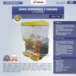 Jual Juice Dispenser 2 Tabung (17 Liter) – ADK17x2 di Bandung