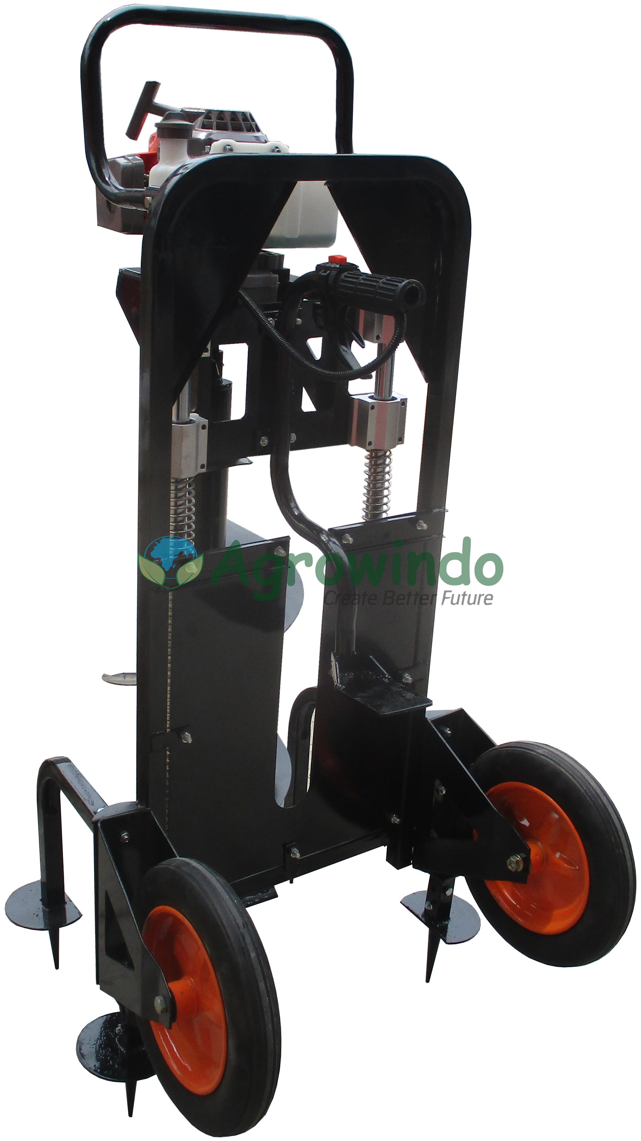 Jual Mesin  Pembuat Lubang Tanah AGR-PT62 di Bandung