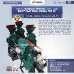 Jual Mesin Pembuat Tepung Disc Mill di Bandung