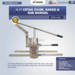 Jual Alat Cetak Cilok, Bakso dan Kue Manual di Bandung