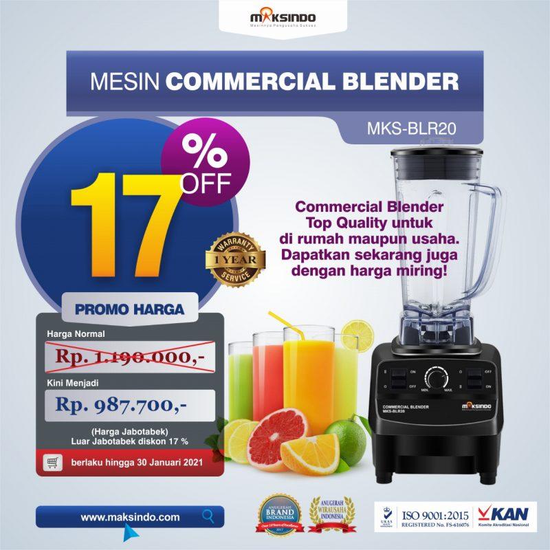 Jual Commercial BlenderMKS-BLR20 di Bandung