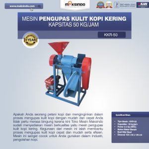 Jual Mesin Pengupas Kulit Kopi Kering di Bandung