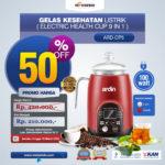 Jual Gelas Kesehatan Elektrik (Electric Cup Health) ARD-CP5 di Bandung