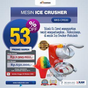Jual Mesin Ice Crusher MKS-CRS30 di Bandung