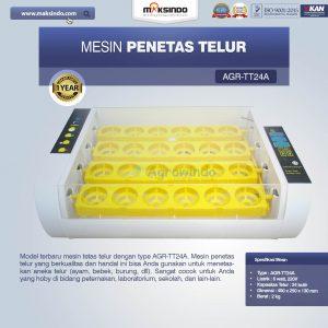 Jual Mesin Penetas Telur AGR-TT24A di Bandung