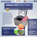 Jual Pembuat Roti Bread Maker ARD-BM55X di Bandung