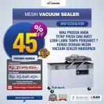 Jual Mesin Vacuum Sealer (DZ500/2SB) di Bandung