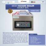 Jual Vacuum Sealer Double Seal DZ400T/2CB di Bandung