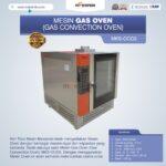 Jual Mesin Gas Oven (Gas Convection Oven) MKS-OCG5 di Bandung