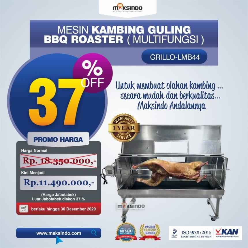 Jual Mesin Kambing Guling GAS (GRILLO-LMB44) di Bandung