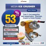 Jual Mesin Ice Crusher MKS-CRS30L di Bandung
