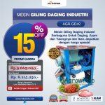 Jual Mesin Giling Daging Industri (AGR-GD42) di Bandung