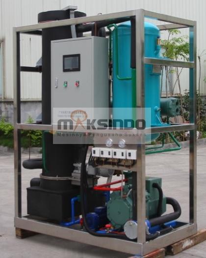 Jual Mesin Es Tube Industri 1 Ton (ETI-01) di Bandung