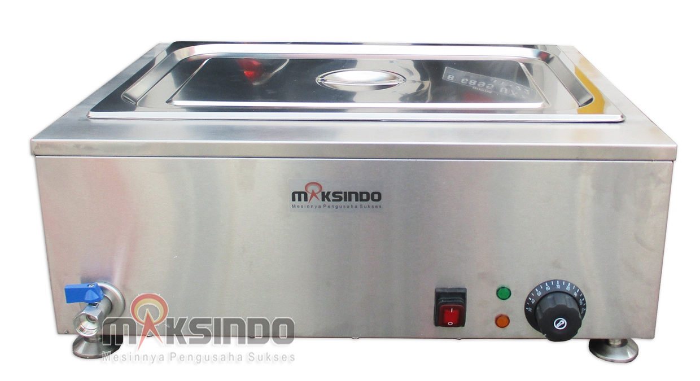 Jual Mesin Bain Marie Penghangat Makanan MKS-EBM11 di Bandung
