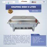 Jual Chafing Dish 9 Liter di Bandung