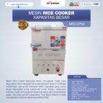 Jual Mesin Rice Cooker Kapasitas Besar MKS-GPN6 di Bandung