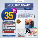 Jual Mesin Cup Sealer CPS-959 di Bandung