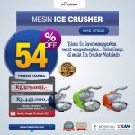 Jual Mesin Ice Crusher MKS-CRS20 di Bandung